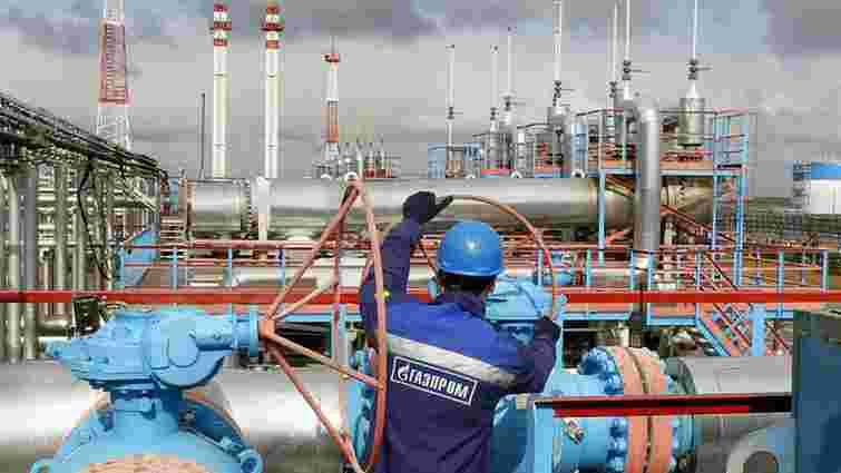 Верховна Рада закликала ЄС не збільшувати доступ «Газпрому»  до газопроводу OPAL в обхід України