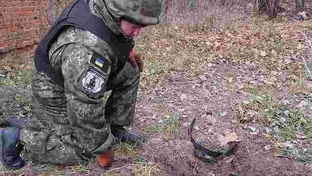 У Чернігівській області чоловік підірвав себе гранатою