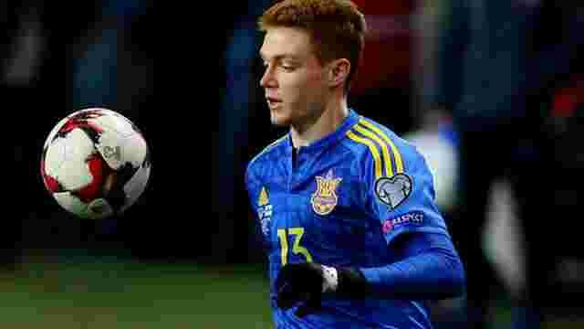 Збірна України обіграла Сербію у товариському матчі