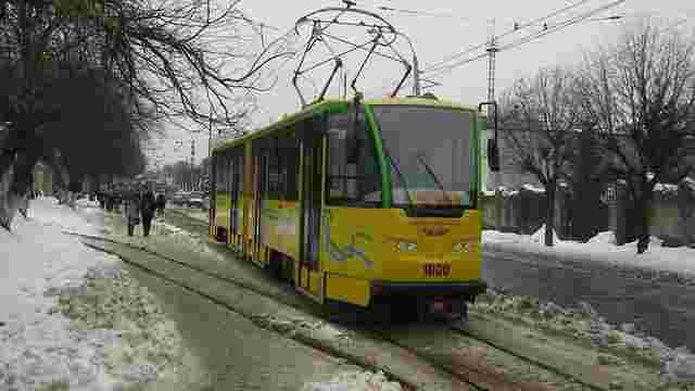 У Львові розпочали випробування другого модернізованого трамвая Tatra