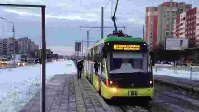 У Львові проведуть конкурс на найкраще фото і відео про запуск трамвая на Сихів