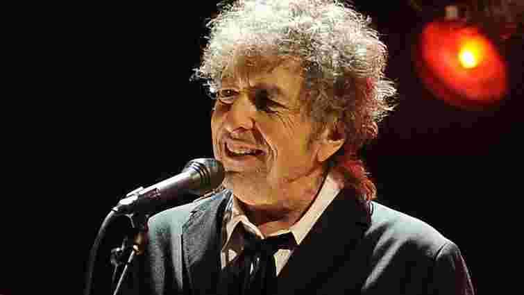 Боб Ділан не поїде на церемонію вручення Нобелівської премії