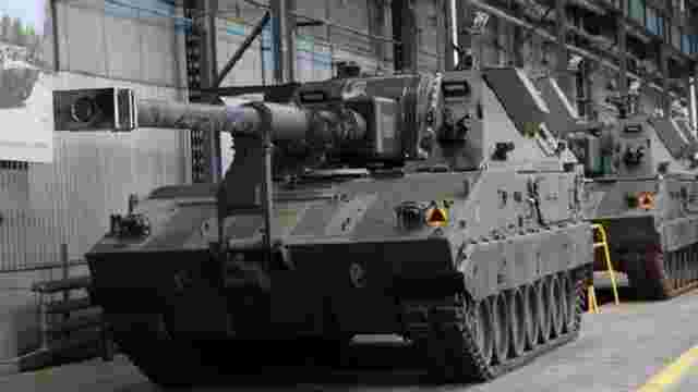 Польська армія через російську агресію озброїться надсучасними гаубицями за мільярд євро