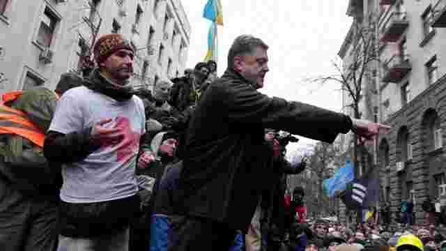 Петра Порошенка допитали у справі про Євромайдан