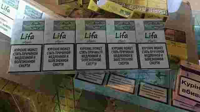 На Одещині затримали партію контрабандних сигарет на понад ₴1 млн