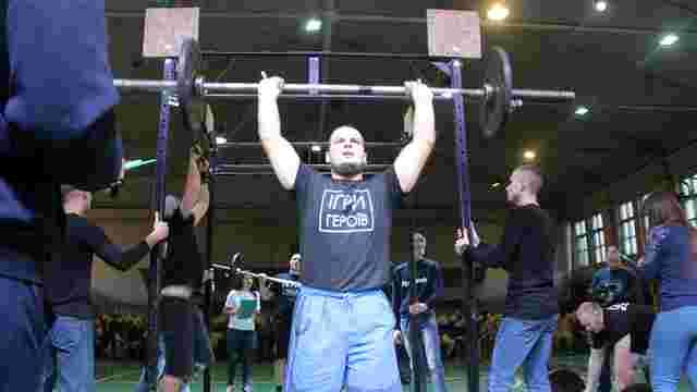 У Львові завершилися спортивні змагання ветеранів АТО «Ігри героїв»