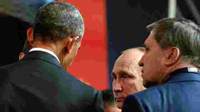 Обама під час зустрічі в Перу закликав Путіна виконувати Мінські угоди