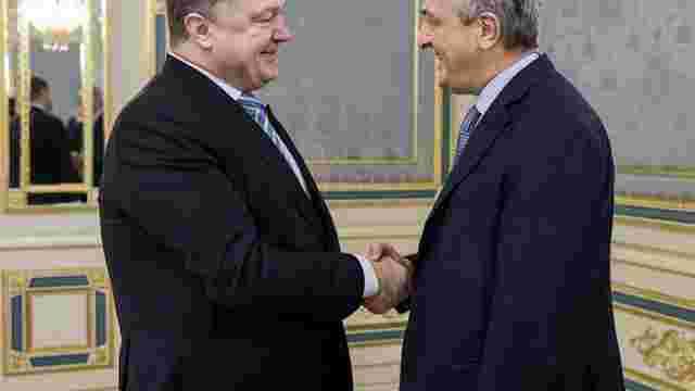 Порошенко закликав комісара ООН приділити особливу увагу кримським татарам