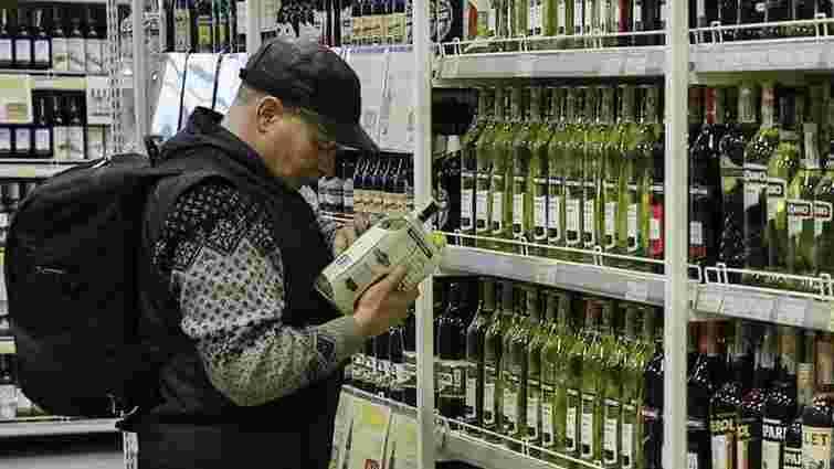 Уряд вчергове підвищив ціни на алкоголь