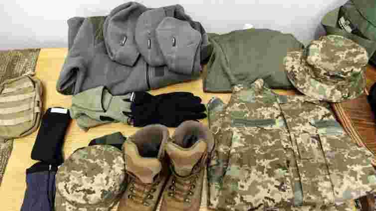 Українські військові будуть отримувати чотири комплекти форми на рік