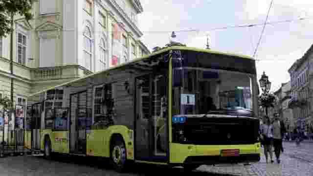 Львів отримає 25 нових автобусів від «Електрона»