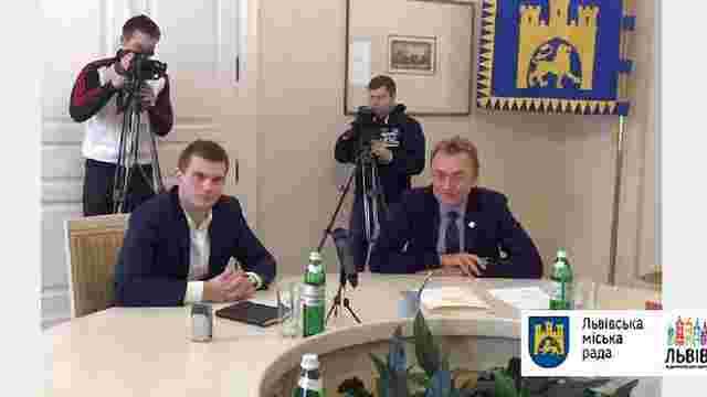 Новий студентський мер Львова став позаштатним радником міського голови
