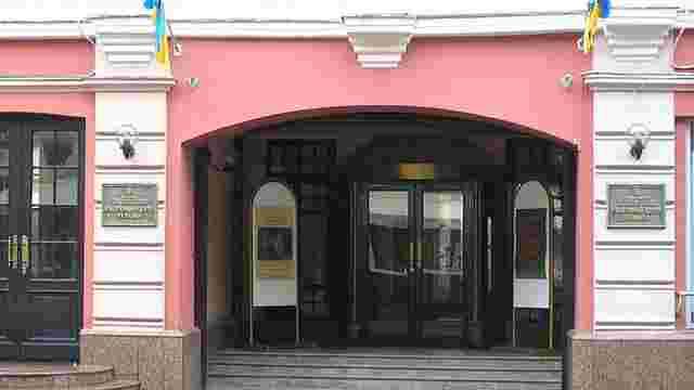 В Москві невідомі вчергове спалили український прапор, зірваний з Культурного центру України