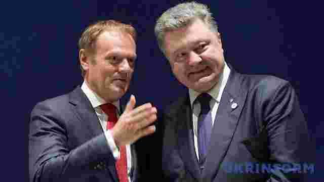 Туск сподівається в грудні знайти рішення щодо ратифікації Нідерландами УА України з ЄС
