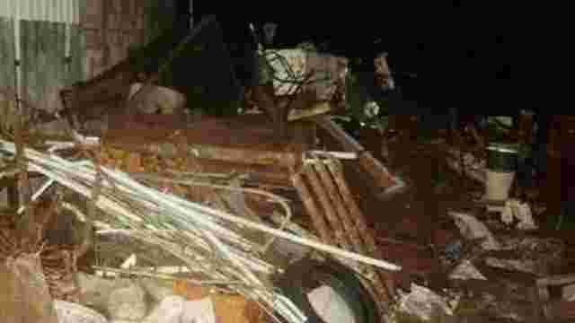 На Київщині прикордонники виявили понад 5 тонн радіоактивного металобрухту