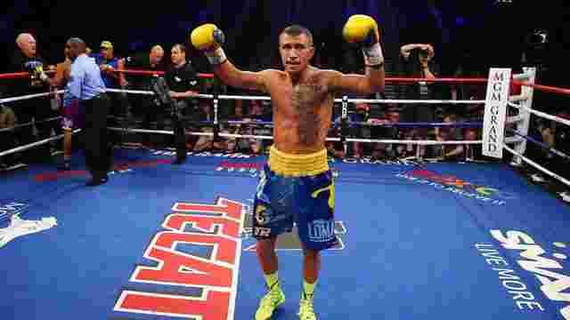 Український боксер Ломаченко отримає $1 млн за бій з ямайцем Уолтерсом