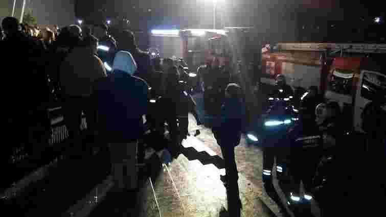 У нічній пожежі у клубі МІ100 постраждали понад 20 відвідувачів