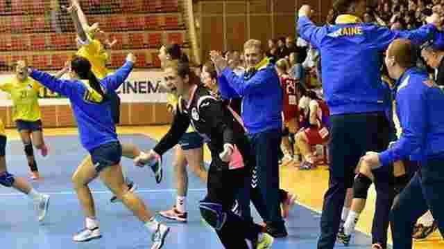 Українська жіноча збірна з гандболу перемогла у відбірковому матчі на чемпіонат світу
