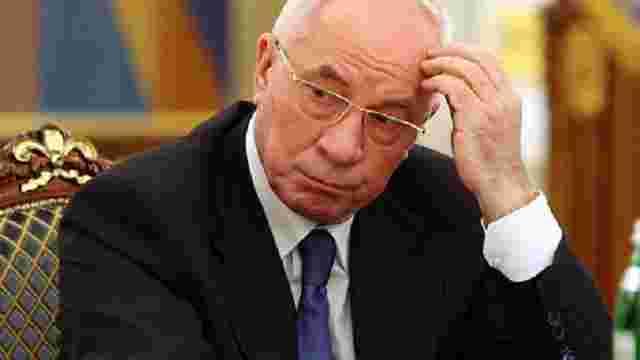 Луценко допустив, що наступну підозру в держзраді буде оголошено Азарову