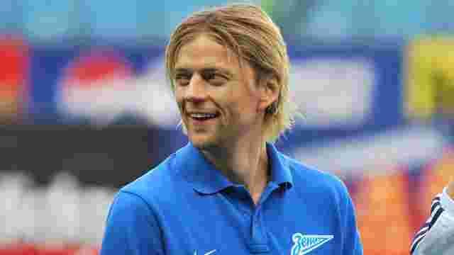 Анатолій Тимощук може ввійти у тренерський штаб Мірчі Луческу в «Зеніті»