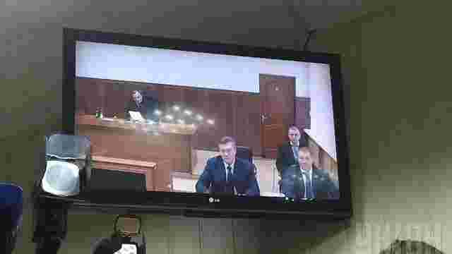 Генпрокуратура оприлюднила повний текст підозри Януковичу