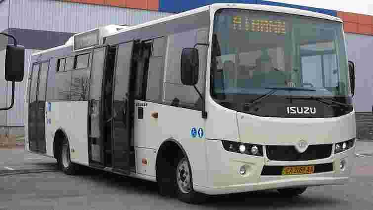 Львів вперше придбає 20 нових автобусів Ataman