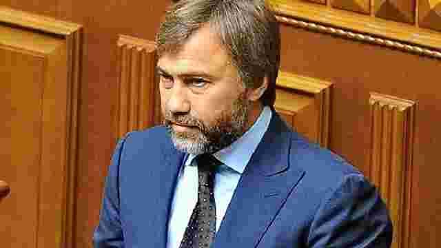У регламентному комітеті Верховної Ради через тиждень розглянуть подання щодо Вадима Новинського