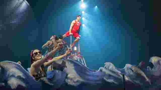 У США загинув працівник Cirque du Soleil