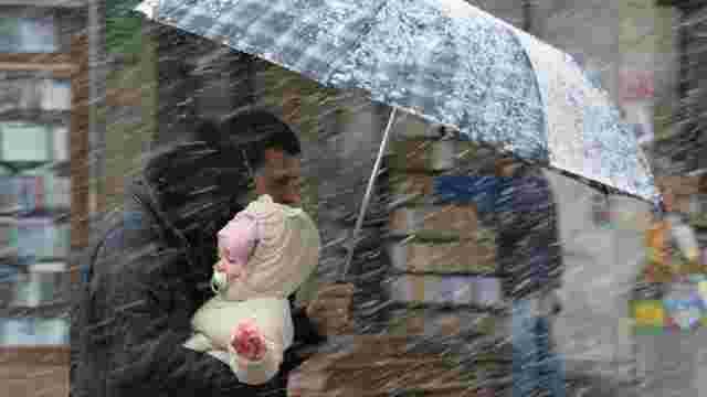Львів'ян закликають бути обережнішими через погіршення погоди