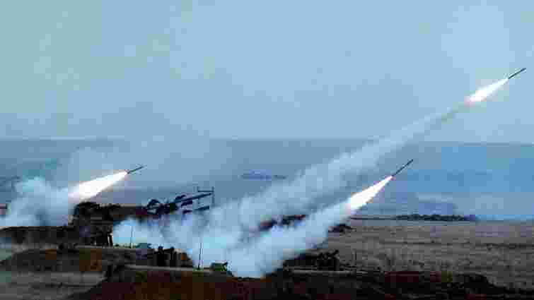 Росія попередила про наміри збивати українські ракети під час навчальних стрільб біля Криму