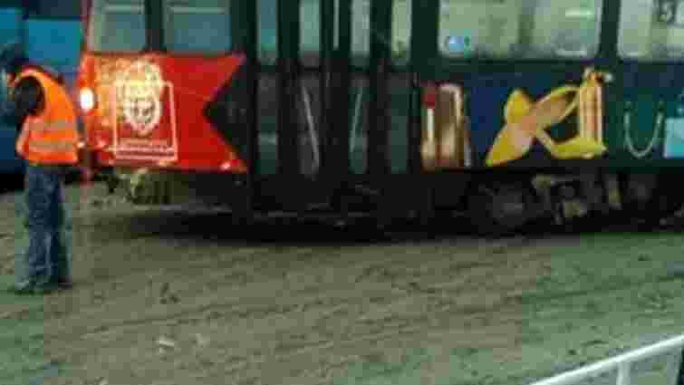 На Городоцькій, Сахарова та Личаківській тимчасово не курсують трамваї