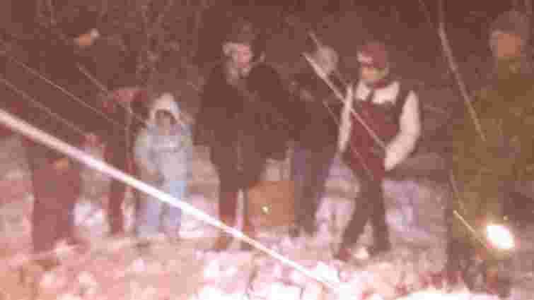 На українсько-польському кордоні затримали сім'ю сирійців-нелегалів