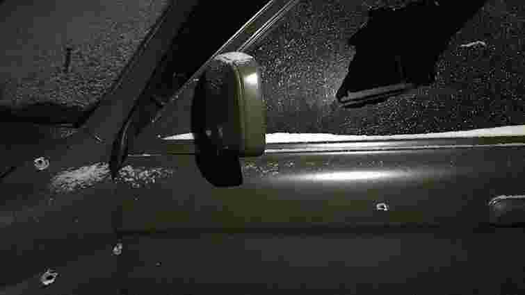 На Харківщині обстріляли авто лідера місцевого «Азова»