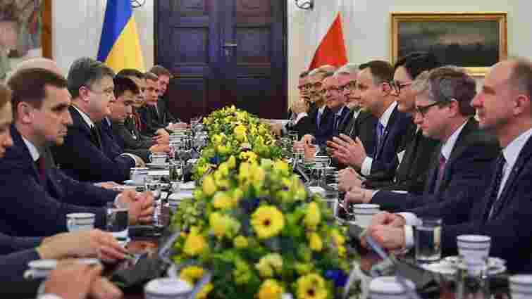 Україна і Польща підписали генеральну угоду про співпрацю у сфері оборони
