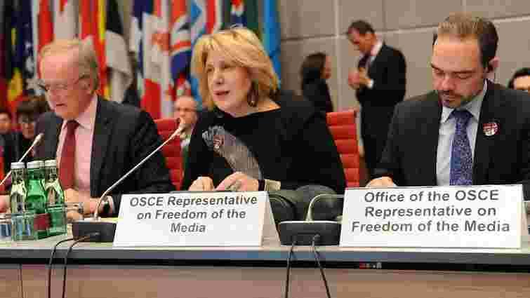Україна на першому місці за кількістю порушень прав журналістів, - ОБСЄ