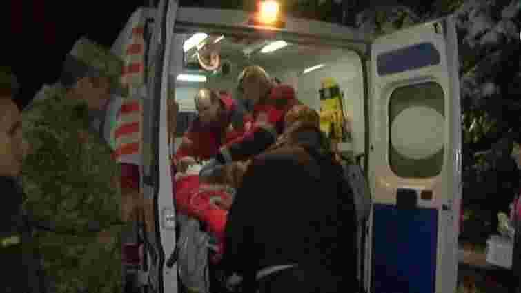 Через негоду літак з пораненими бійцями АТО не долетів до Львова