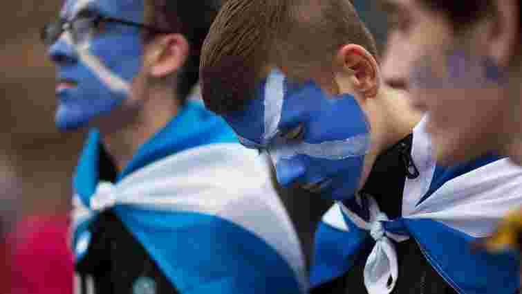 Національна партія Шотландії готує нову кампанію за незалежність від Великобританії