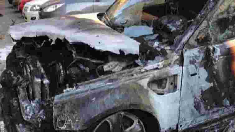 В Одесі спалили автомобіль місцевого депутата від Опоблоку