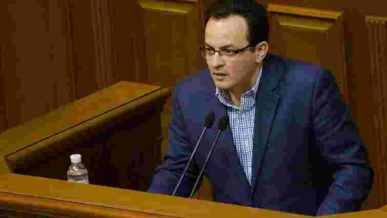 «Самопоміч» пішла з сесійної зали ВРУ, вимагаючи голосування щодо нардепа Новинського