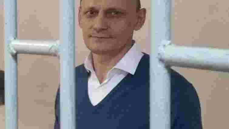 Ув'язненого в РФ Миколу Карпюка перевели з Чечні в колонію у Володимирській області
