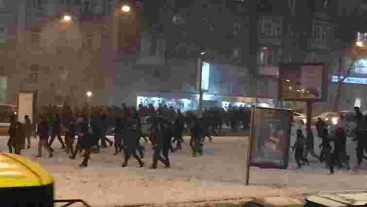 Внаслідок сутичок між футбольними фанами у Києві постраждали 10 іноземців