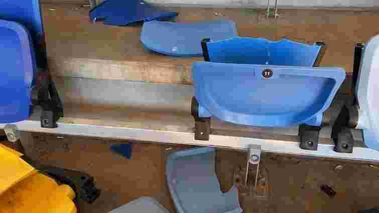 У НСК «Олімпійський» назвали суму збитків після сутичок футбольних вболівальників