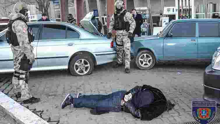 В Одесі поліція із стріляниною затримала грабіжників