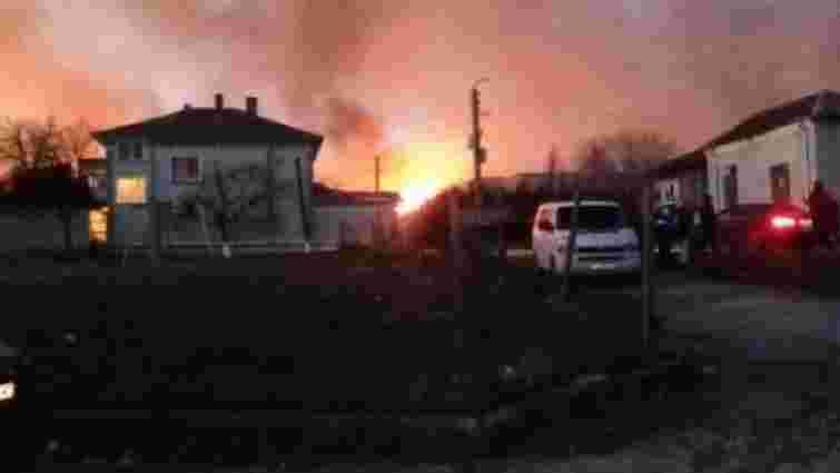 У Болгарії поїзд із цистернами зі зрідженим газом зійшов з рейок, є загиблі