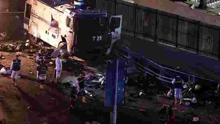 Кількість загиблих в результаті теракту у Туреччині зросла до 38 осіб