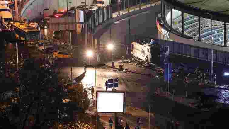 Курдське угрупування взяло на себе відповідальність за вибухи в Стамбулі