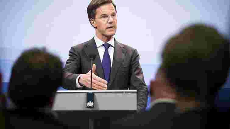 Нідерланди визначилися з вимогами щодо асоціації Україна-ЄС