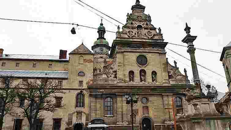 13 грудня храмове свято відзначають п'ять церков Львова