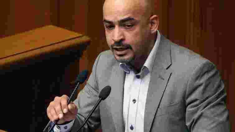 Нардеп Мустафа Найєм заявив про намір очолити Нацполіцію