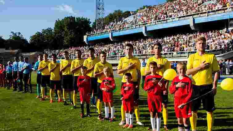 Мер Івано-Франківська запросив португальську «Брагу» зіграти у футбол з місцевою командою